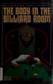 Cover of: The body in the billiard room