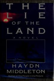 Cover of: The lie of the land