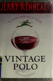 Cover of: Vintage polo