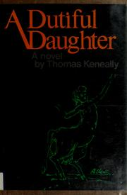 Cover of: A dutiful daughter
