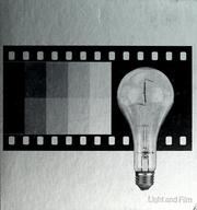 Cover of: Light and film