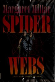 Cover of: Spider webs