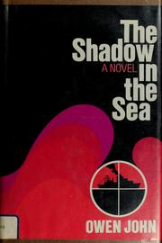 Cover of: The shadow in the sea. | Owen John