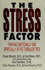 Cover of: The Stress factor