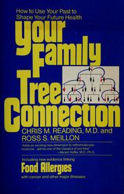 Cover of: Your family tree connection | Chris M. Reading