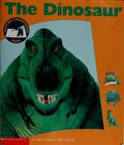 Cover of: Dinosaurs | Claude Delafosse