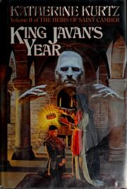 Cover of: King Javan's year