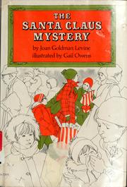 Cover of: The Santa Claus mystery