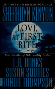 Cover of: Love at first bite
