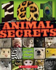 Cover of: 101 animal secrets