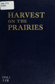 Cover of: Harvest on the prairies