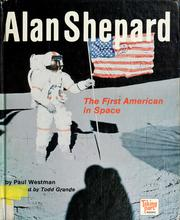 Cover of: Alan Shepard, the first American in space