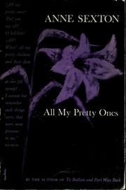 Cover of: All My Pretty Ones