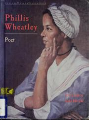 Cover of: Phillis Wheatley: Poet (Junior Black Americans of Achievement)
