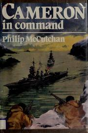 Cover of: Cameron in Command