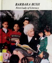 Cover of: Barbara Bush