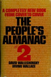 Cover of: The People's almanac #2