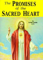 Cover of: The Promises of the Sacred Heart | Lawrence Lovasik
