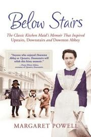 Cover of: Below stairs by Margaret Powell