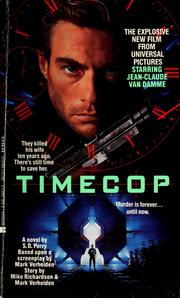 Cover of: Time Cop
