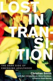 Cover of: Lost in Transition