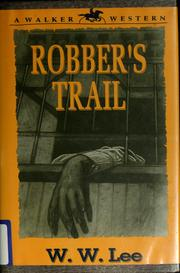 Cover of: Robber's trail