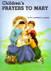 Cover of: Children's Prayers to Mary