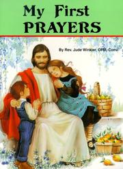 Cover of: My First Prayers