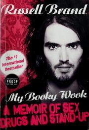 Cover of: My booky wook: a memoir of sex, drugs, and stand-up