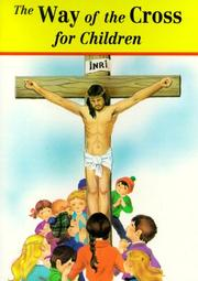 Cover of: The way of the cross for children
