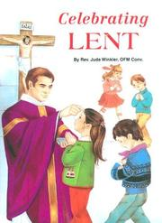 Cover of: Celebrating Lent