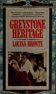 Cover of: Greystone Heritage
