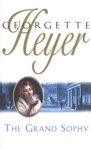 Cover of: The grand Sophy | Georgette Heyer