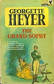Cover of: The Grand Sophy