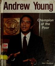 Cover of: Andrew Young, champion of the poor