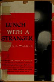 Cover of: Lunch with a stranger