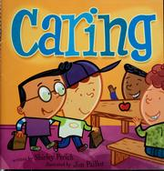 Cover of: Caring | Shirley Perich