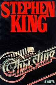 Cover of: Christine