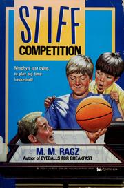Cover of: Stiff competition | M. M. Ragz