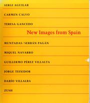 Cover of: New images from Spain