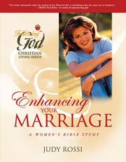Cover of: Enhancing Your Marriage | Judy Rossi