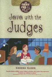 Cover of: Java With the Judges |
