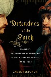 Cover of: Defenders of the faith | Reston, James