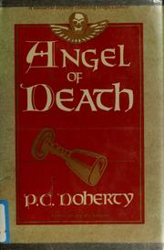 Cover of: The angel of death | P. C. Doherty