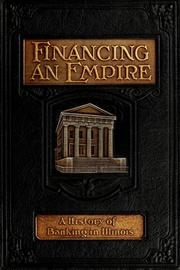 Cover of: Financing an empire | Francis Murray Huston