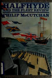 Cover of: Halfhyde and the fleet review