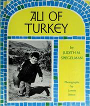 Cover of: Ali of Turkey