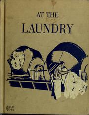 Cover of: At the laundry