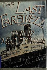 Cover of: The last farewell