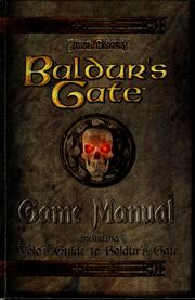 Cover of: Baldur